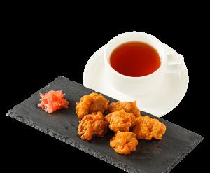 日式唐揚雞小品套餐