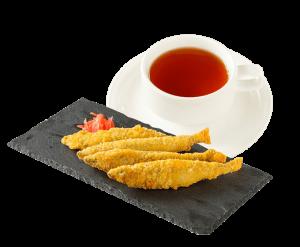 和風柳葉魚小品套餐