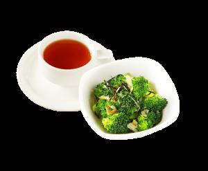 鮮燙花野菜小品套餐