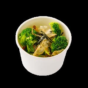 鮮燙花野菜