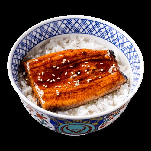 蒲燒鰻魚丼